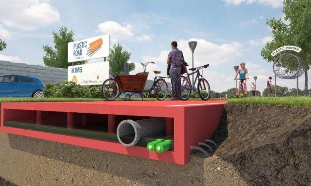 En Rotterdam (Holanda) construirán carreteras con plásticos recogidos de los océanos