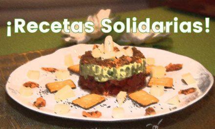 ¡Recetas Solidarias!