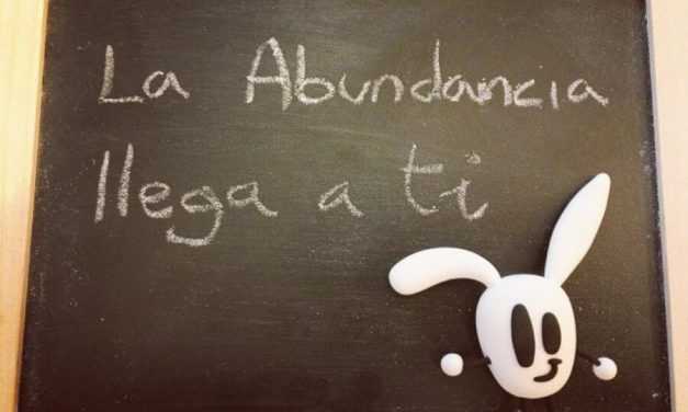 La Abundancia llega a ti