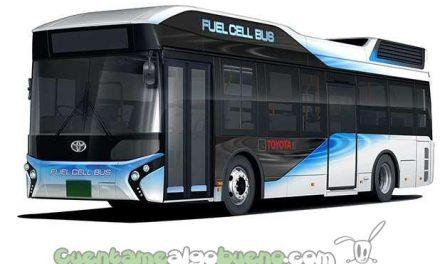 Tokio contará con una flota de autobuses impulsados por hidrógeno