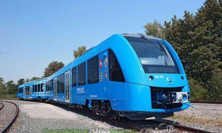 Alemania pondrá en marcha el primer tren impulsado por hidrógeno