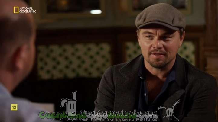 Leonardo DiCaprio produce y protagoniza esperanzador documental sobre el cambio climático