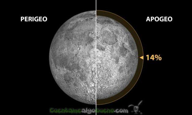 Prepárate para ver mañana la Superluna