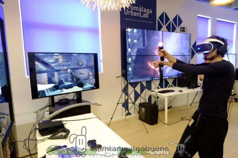 El primer centro VR Arcade de España estará en Málaga