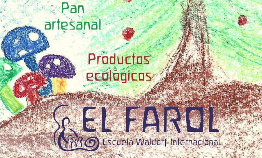 La escuela El Farol Waldorf de Málaga abre las puertas con su Mercadillo Navideño