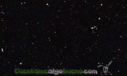 Un universo repleto de galaxias