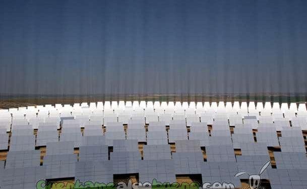 ¡Energía solar a lo grande!