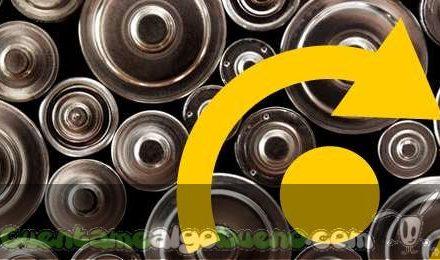 España es el segundo país con más puntos de reciclaje de pilas de Europa