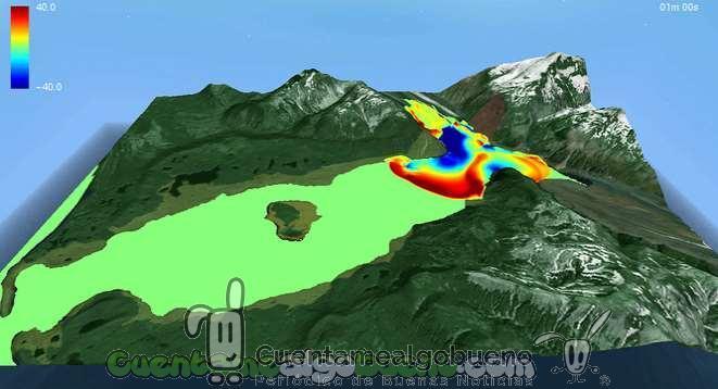 Simulador que predice tsunamis en menos de diez minutos