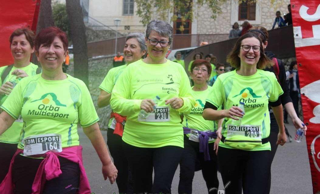 Más de 350 personas corriendo para vencer a la lepra y a otras enfermedades