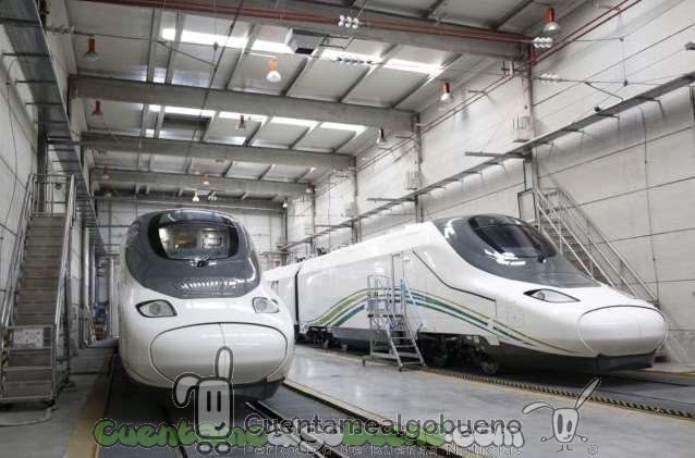 Nuevos trenes de Alta Velocidad Española