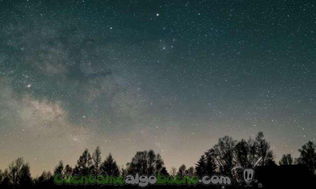 Timelapse de la Vía Láctea