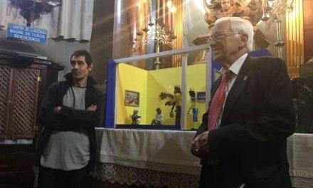 Mensajeros de la Paz inaugura un Belén Solidario