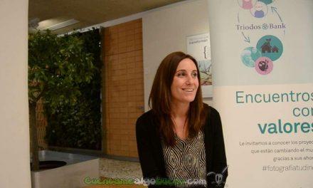 La Directora de Triodos Bank Málaga nos cuenta algo bueno