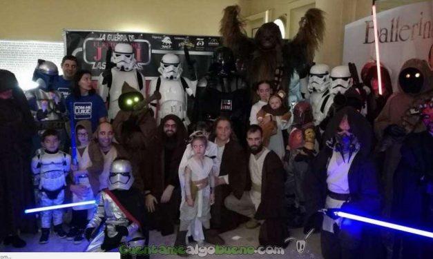 'Star Wars' solidario, que la fuerza te acompañe
