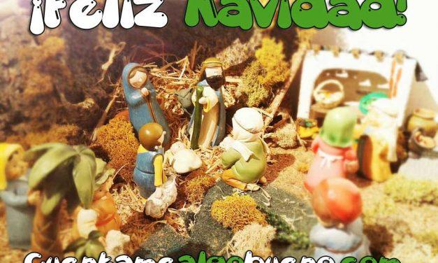 ¡Desde Cuentamealgobueno te deseamos Feliz Navidad!