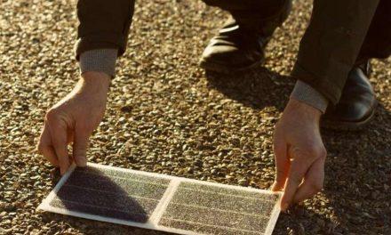La primera carretera solar del mundo abre en Francia