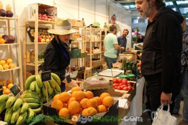 La feria natura de vida saludable y sostenible regresar for Feria outlet malaga 2017