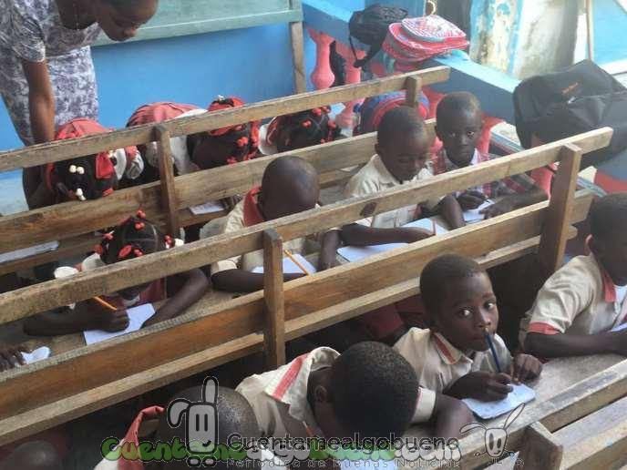 Proyecto para la escolarización digna de los niños de Jeremie, Haití