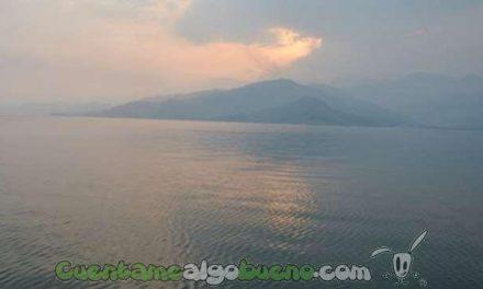 El lago Kivu, un fósil viviente excepcional