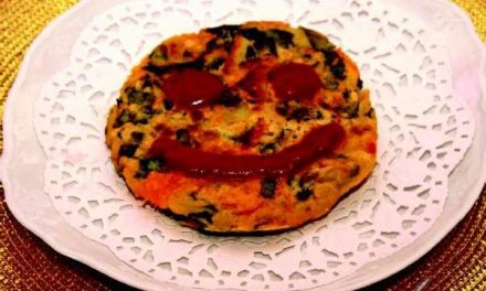 Receta Solidaria – Tortilla española sin huevo