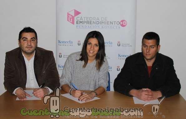 """Nace el """"Pacto de Granada"""" para el impulso de emprendedores con discapacidad de base social"""
