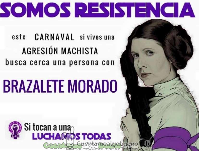 'Somos Resistencia'