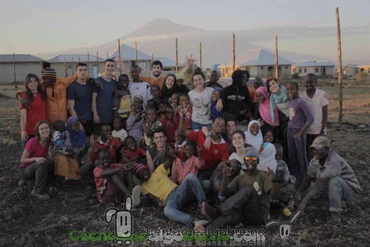 """El proyecto """"Chagua Maisha"""", ganador de los IV Premios al Voluntariado Universitario"""