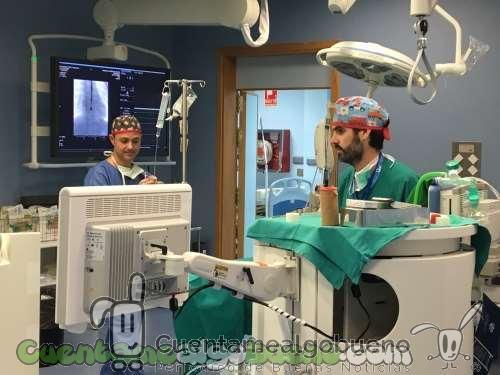Aplican técnica pionera para cambiar una válvula de la arteria pulmonar de un niño de 9 años