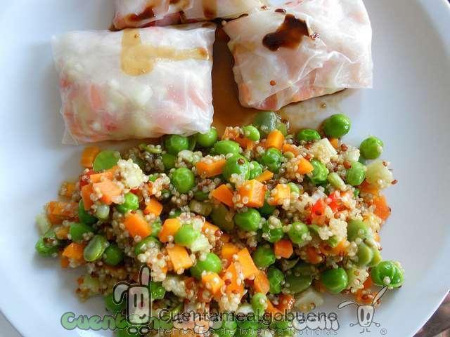 Los comedores públicos portugueses contarán con un plato vegetariano… por ley