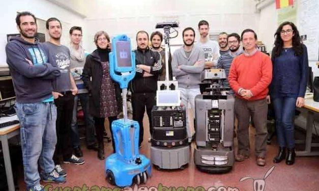 Robots para mejorar la vida de las personas mayores