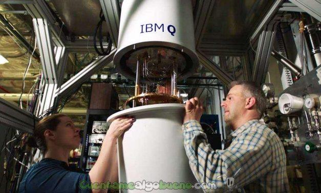 IBM anuncia la construcción del primer ordenador cuántico universal