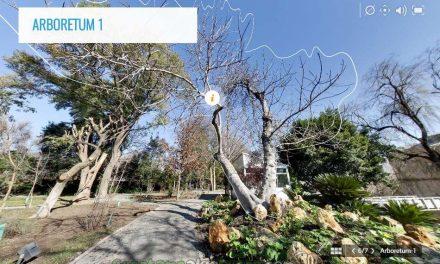 Un paseo virtual por los jardines botánicos de Córdoba y Málaga