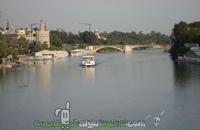El Puerto de Sevilla finalmente no dragará el Guadalquivir
