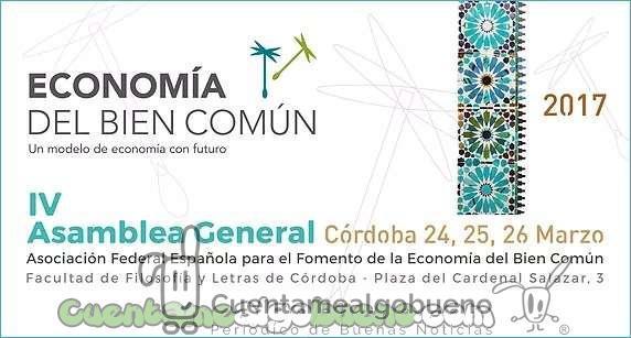 Córdoba será este fin de semana la Capital de la Economía del Bien Común de España