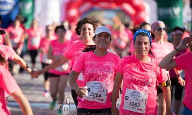 La Carrera de la Mujer 2017 comienza en Valencia