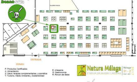 Cuentamealgobueno participará en la Feria Natura Málaga 2017