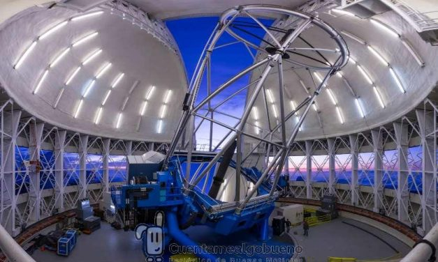 Tecnología ideada en Andalucía para observar el Universo
