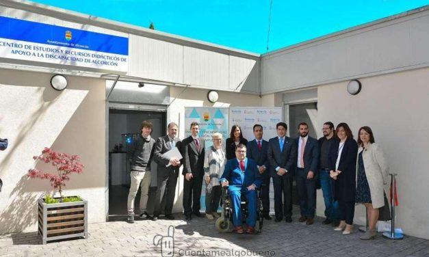 Nuevo Centro de Estudios para Emprendedores con Discapacidad en Alcorcón