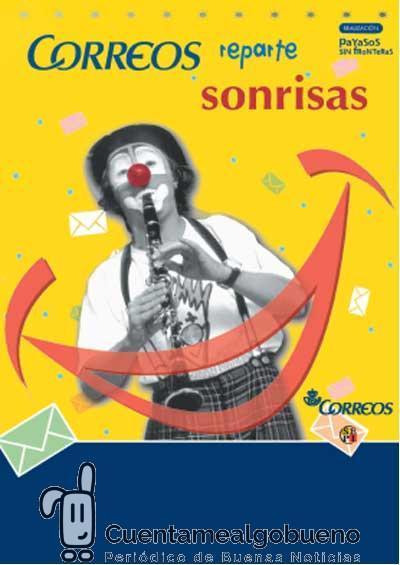 Fiesta de Payasos sin Fronteras en Málaga [Evento en La Noria]