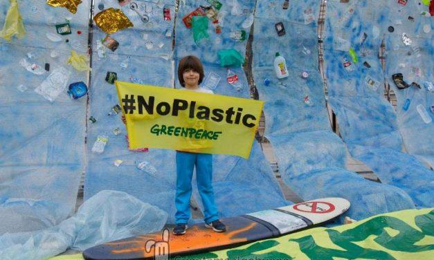 Campaña internacional para luchar contra la contaminación por plásticos en los océanos