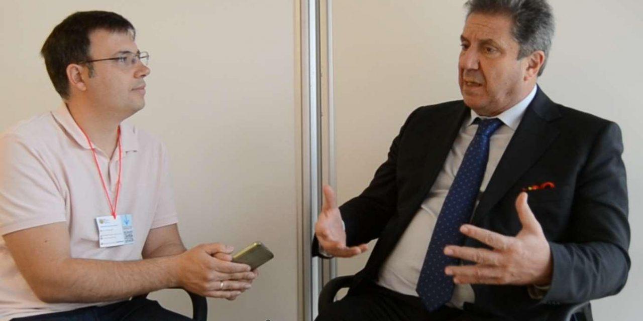Joan Melé nos Cuenta Algo Bueno durante el NESI Forum