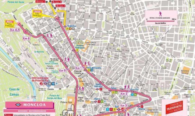 La Carrera de la Mujer llega este fin de semana a Madrid