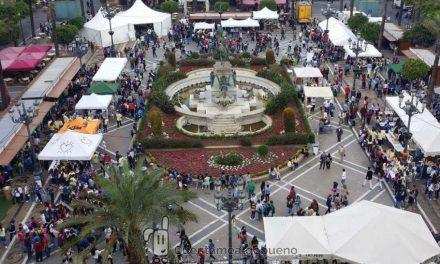 Comienza la V Feria de la Ciencia en la Calle de Jerez