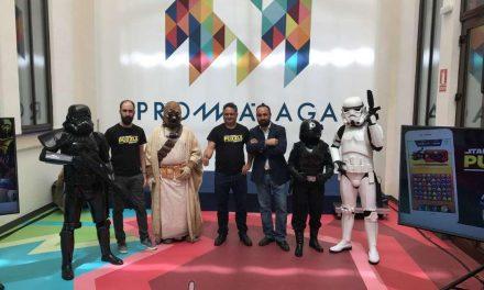 La presentación mundial del nuevo videojuego de Star Wars ha tenido lugar en Málaga