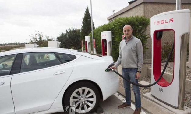 El coche eléctrico gana adeptos en España