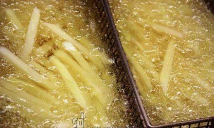 ¿Frito? Mejor con aceite de oliva virgen extra