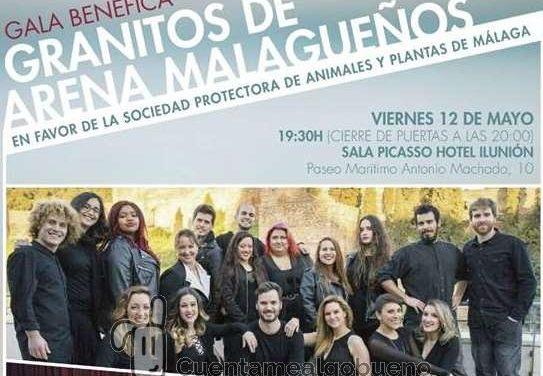 """II Gala Benéfica """"Granitos de Arena Malagueños"""""""