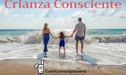 Nueva sección en Cuentamealgobueno sobre Crianza Consciente