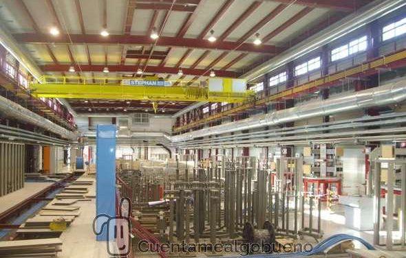 Nuevo acelerador de partículas en el CERN